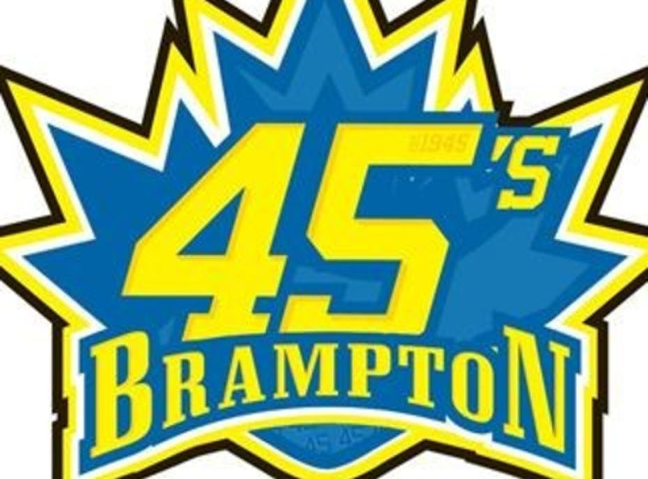Brampton 45s Minor Atom AAA 2018-2019
