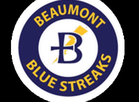Beaumont School Blue Streaks