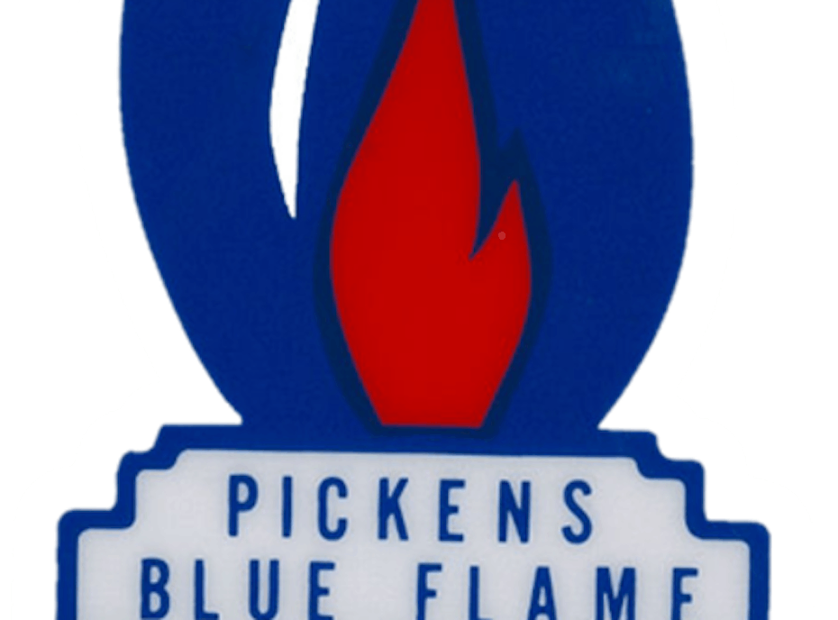 Pickens Blue Flame