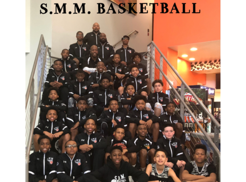 basketball fundraising - Strong Mature Minds, Inc.