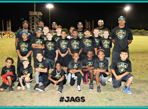 football fundraising - Arizona Jaguars