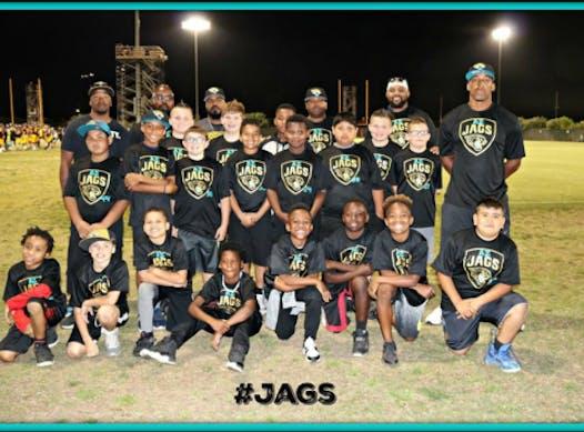 football fundraising - Arizona Jaguars