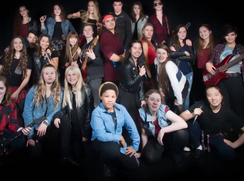dance fundraising - StudioWorks