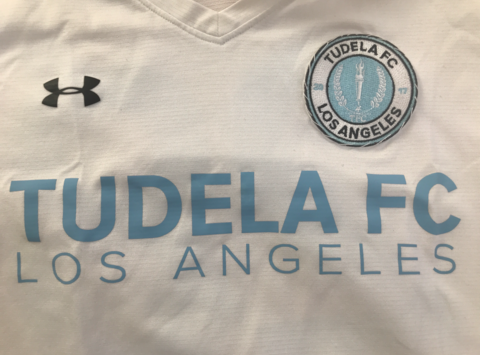 soccer fundraising - Tudela FC LA-Grey 05
