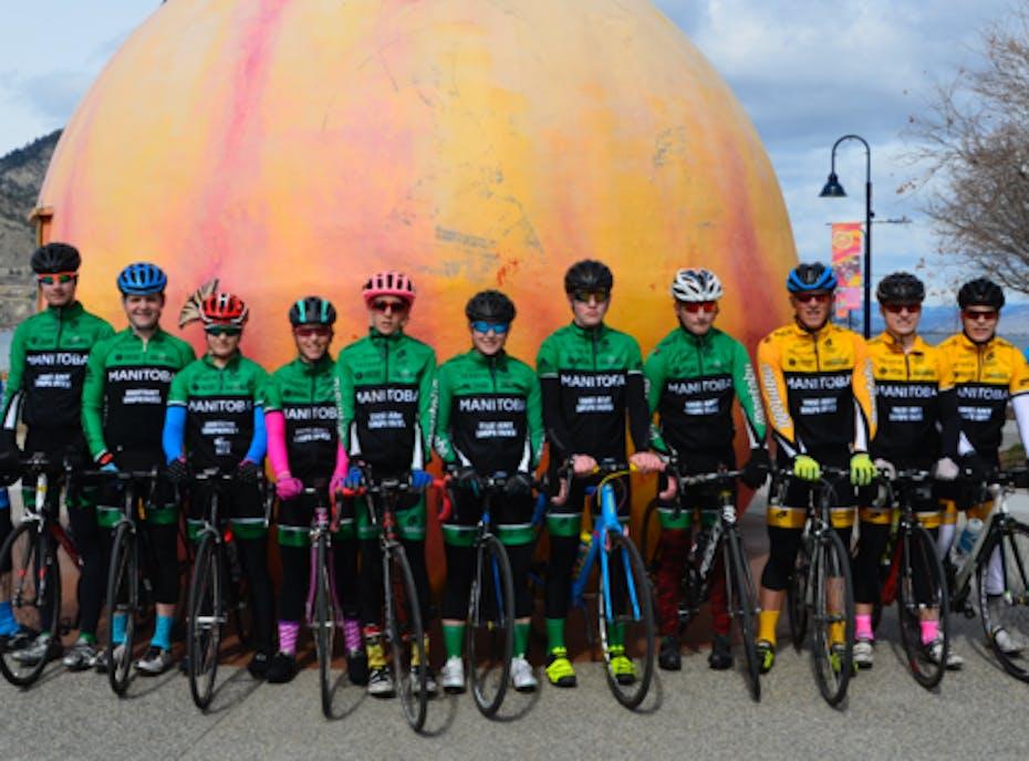 Team Manitoba Cycling