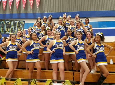 cheerleading fundraising - WCW Cheer
