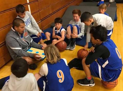 basketball fundraising - North Peninsula Force Basketball (Pacifica)