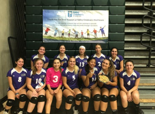 volleyball fundraising - Mission Oak Hawks Volleyball