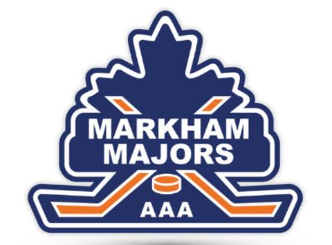 ice hockey fundraising - Markham Majors Atom AAA