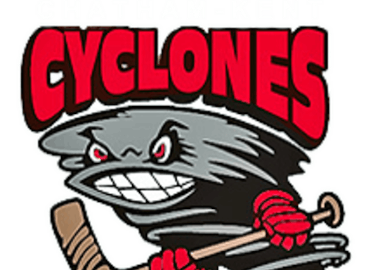 ice hockey fundraising - 07 Chatham-Kent Cyclones