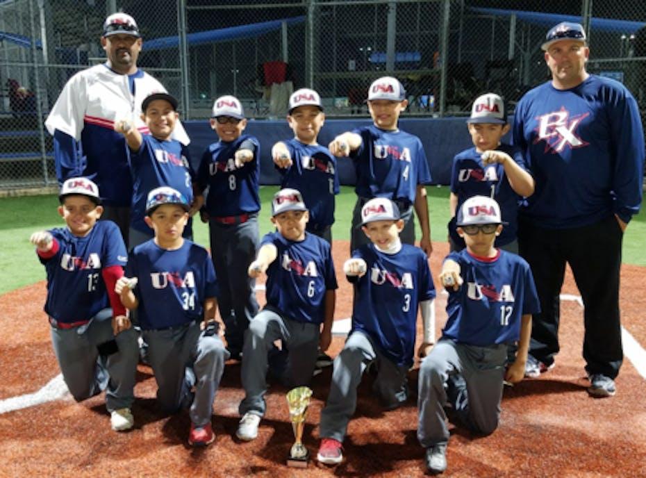 USA Baseball Extreme 9u