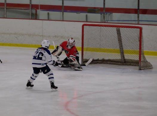 ice hockey fundraising - Markham Waxers Minor Peewee AA