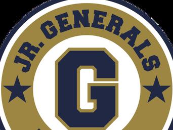 Eugene Jr Generals