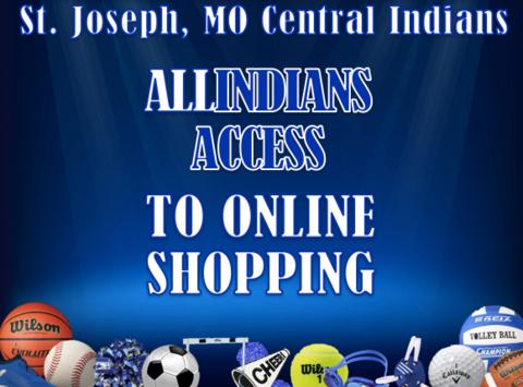 athletics department fundraising - Central Indians
