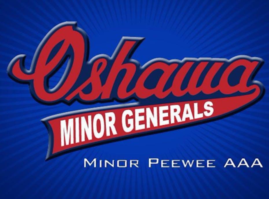 Oshawa Minor Generals: Minor Peewee AAA (07)
