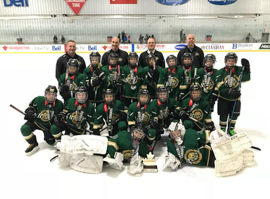 Gloucester Rangers Major Atom AA 2018/19
