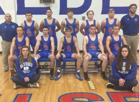 wrestling fundraising - South Spencer Wrestling