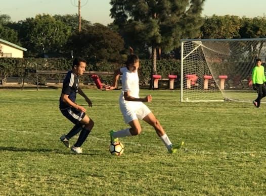 soccer fundraising - Whittier Christian Boys Soccer