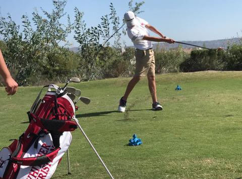 golf fundraising - Whittier Christian Golf