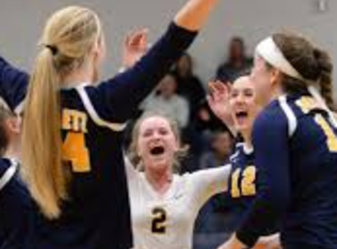 volleyball fundraising - Haslett Volleyball