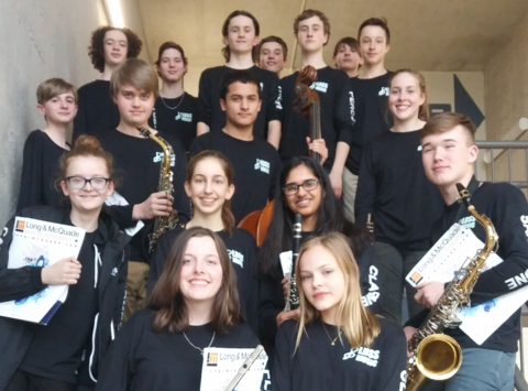 The Lord Dorchester Music Department