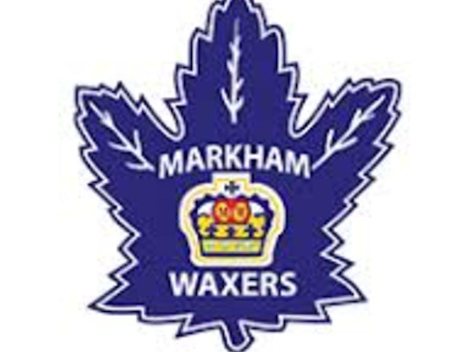 Markham Waxers Minor Bantam A Team