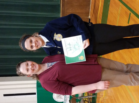 student clubs fundraising - Alexis's FFA Funds