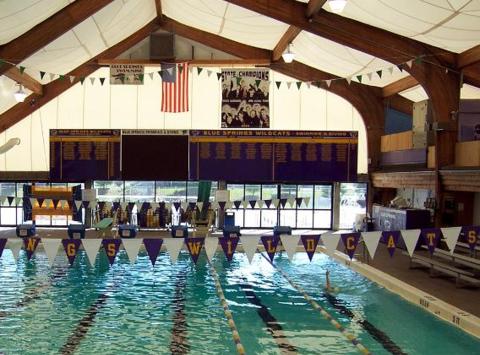 Blue Springs High School Wildcats Swim/Dive