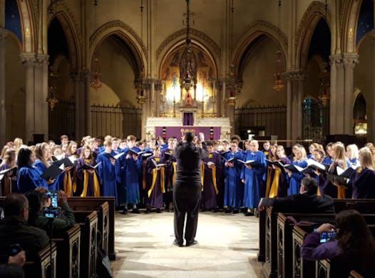 choir fundraising - Blue Springs High School Choir