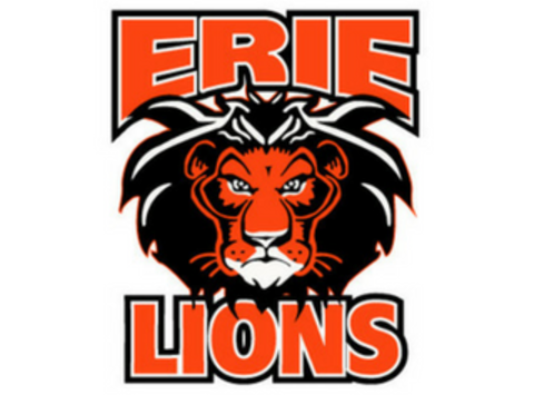 ice hockey fundraising - Erie Bantam Lions