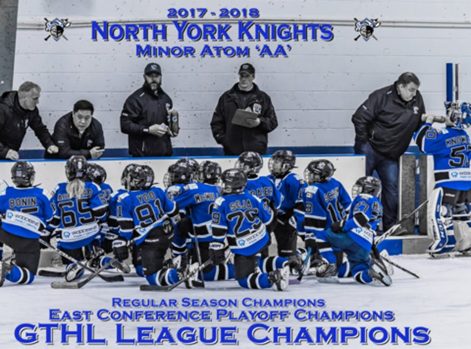 North York Knights 2008 Atom AA