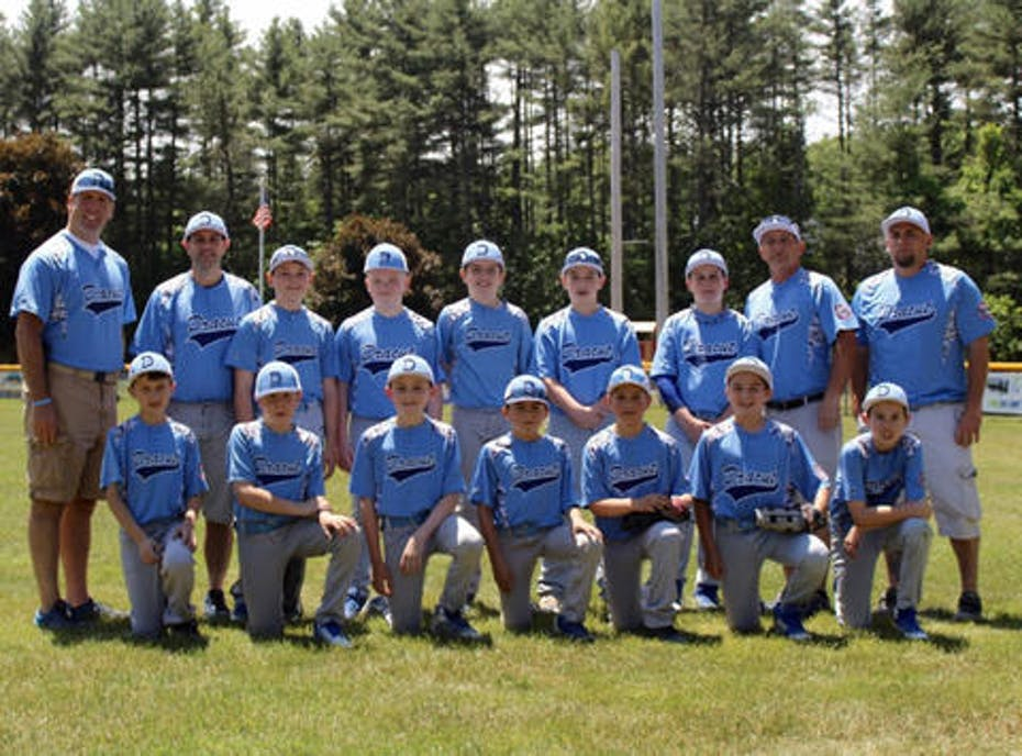 Dracut Dirt Dogs 2019