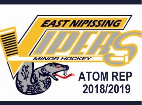 ice hockey fundraising - EN ATOM REP VIPERS 2018/2019