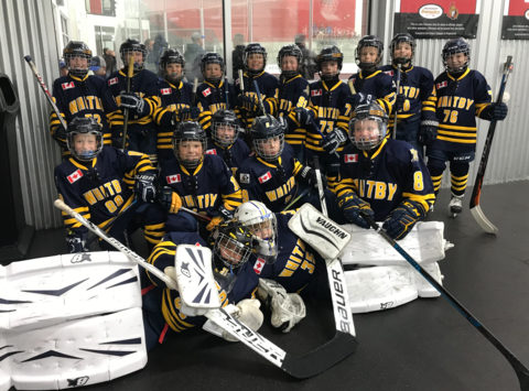 ice hockey fundraising - Whitby Wildcats Novice AAA