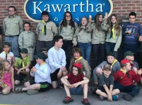 scouts fundraising - 1st Bobcaygeon Scouting