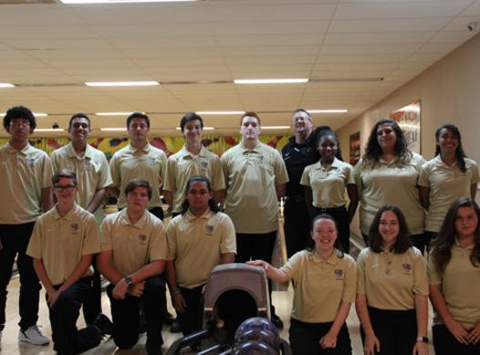 bowling fundraising - East Ridge Bowling