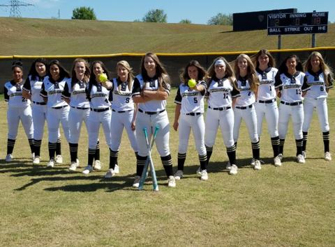 softball fundraising - East Ridge Softball