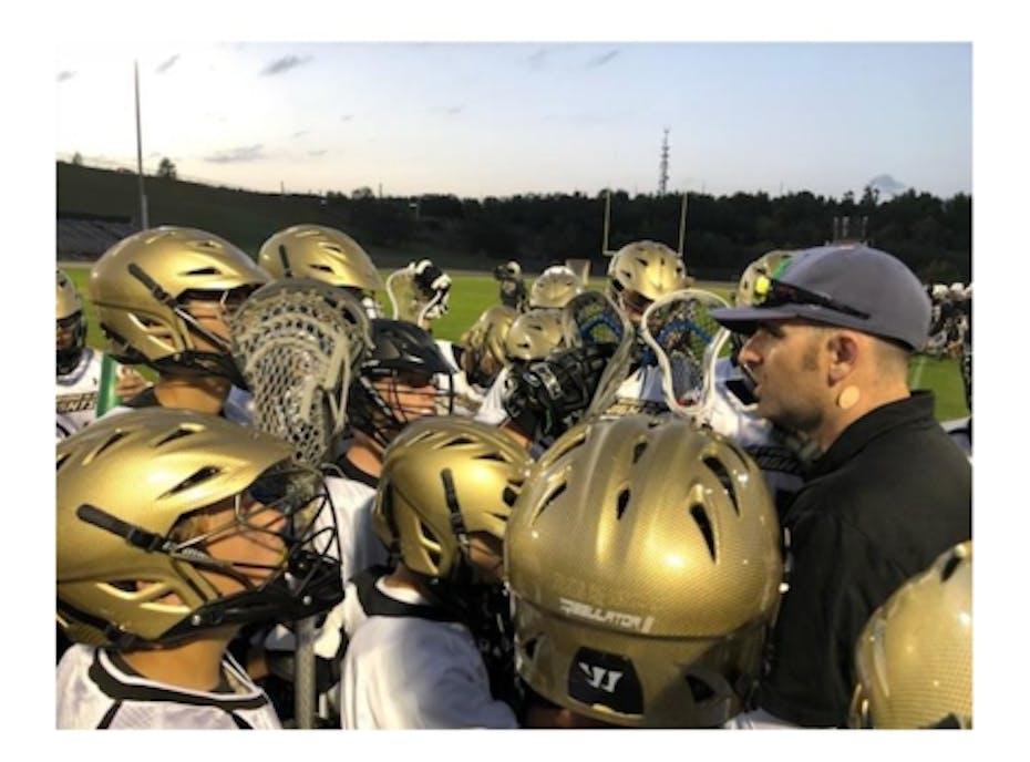 East Ridge Boys Lacrosse