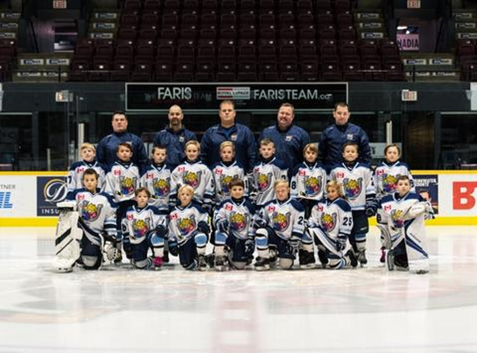 Barrie Novice AA