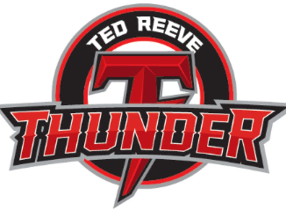 Ted Reeve Thunder Peewee A 2018/19