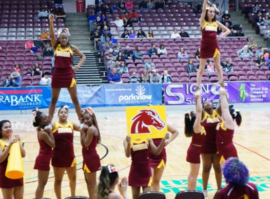 cheerleading fundraising - Sierra Cheer