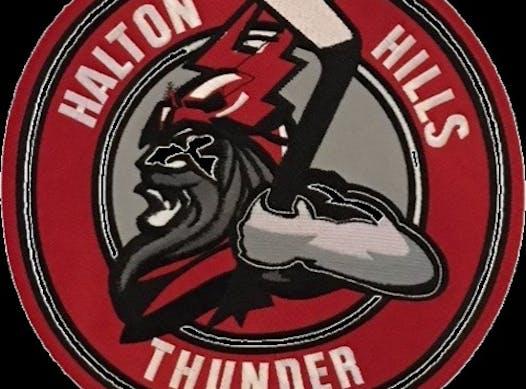 ice hockey fundraising - Haltonhills Thunder Peewee AE