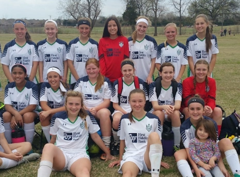 OEFC West Girls 04