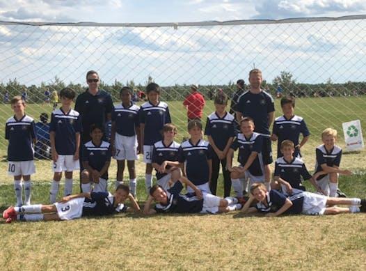 soccer fundraising - Calgary Rangers FC 06