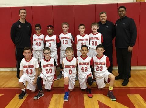 basketball fundraising - Nisky 4th grade basketball