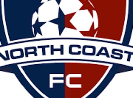 soccer fundraising - North Coast FC 2010