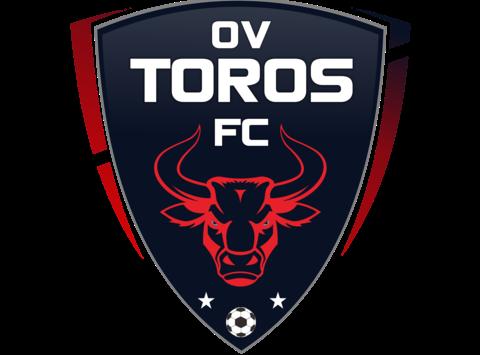 soccer fundraising - OV Toros FC 08B Grey