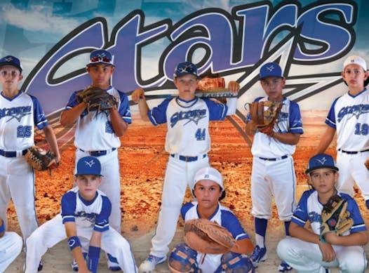 baseball fundraising - Chandler Stars