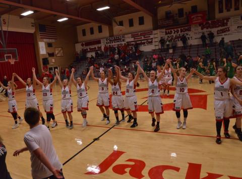 basketball fundraising - Greeley County Lady Jackrabbits