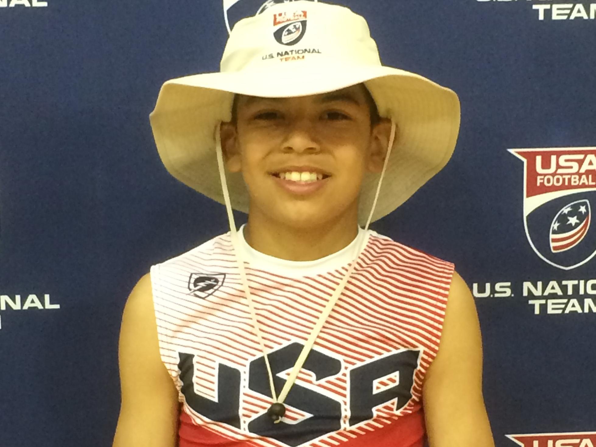 Kyle H. - USA National Team 2018